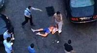 深圳男子当街刀砍8名路人