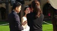 曝刘强东奶茶妹妹悉尼拍婚纱照