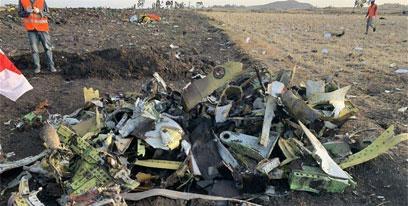 埃塞俄比亚客机坠毁 有8名中国人